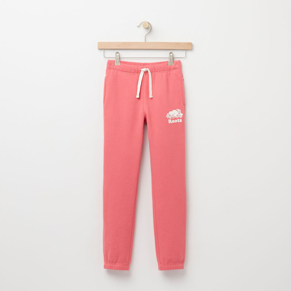 Roots-undefined-Girls Original Sweatpant RTS-undefined-A