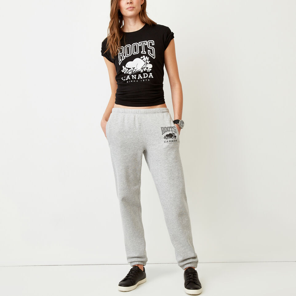 Roots-undefined-Classic Boyfriend Sweatpant-undefined-B