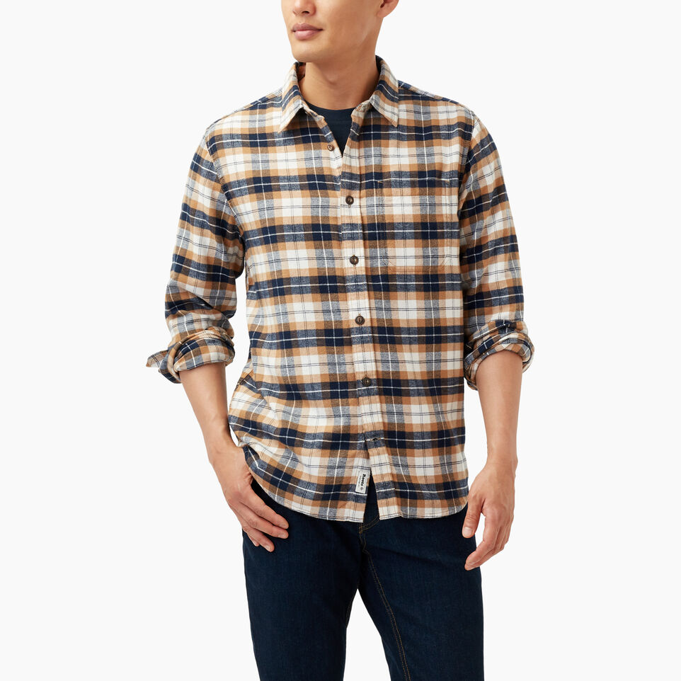 Roots-undefined-Maple Flannel Shirt-undefined-A