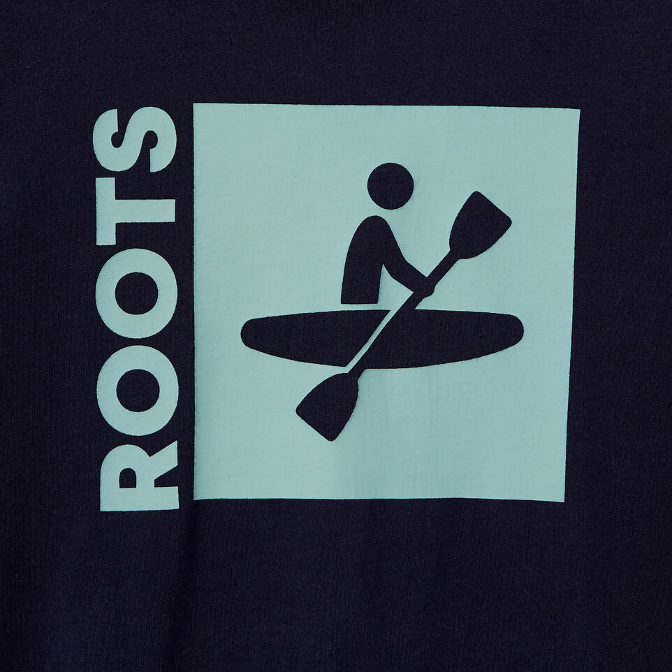 Roots-Kids Our Favourite New Arrivals-Boys Glow In The Dark T-shirt-Navy Blazer-E