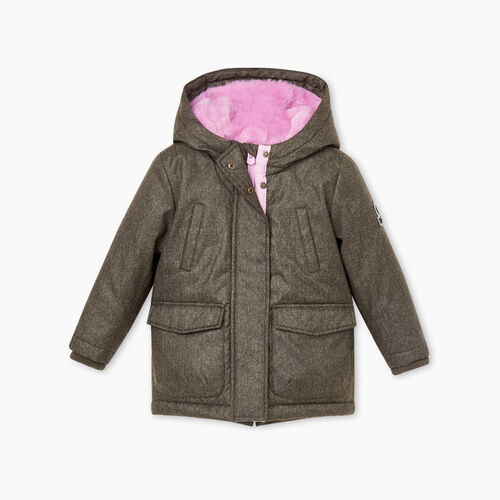 Roots-Sale Toddler-Toddler North Winds Parka-Fatigue-A