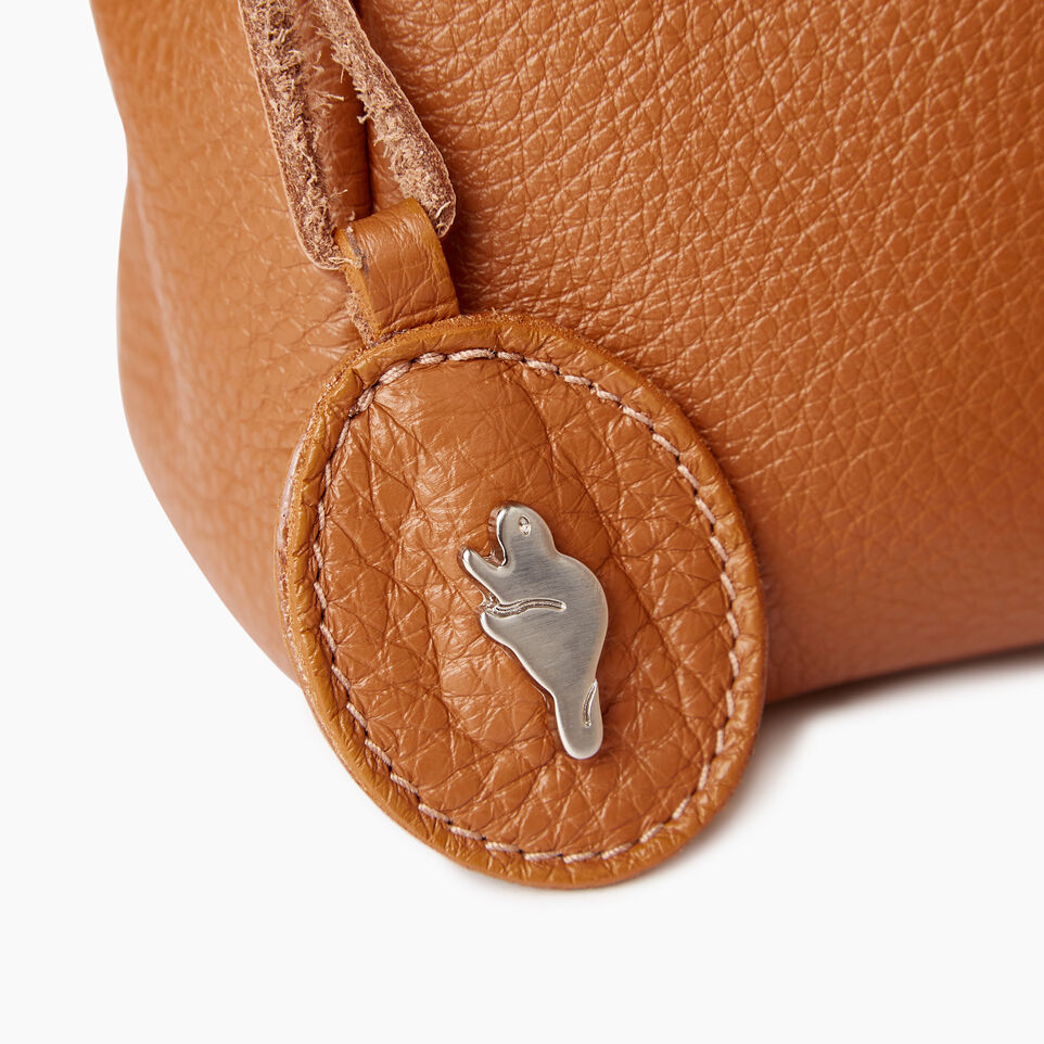 Roots-Leather Categories-Main Street Crossbody-Caramel-E
