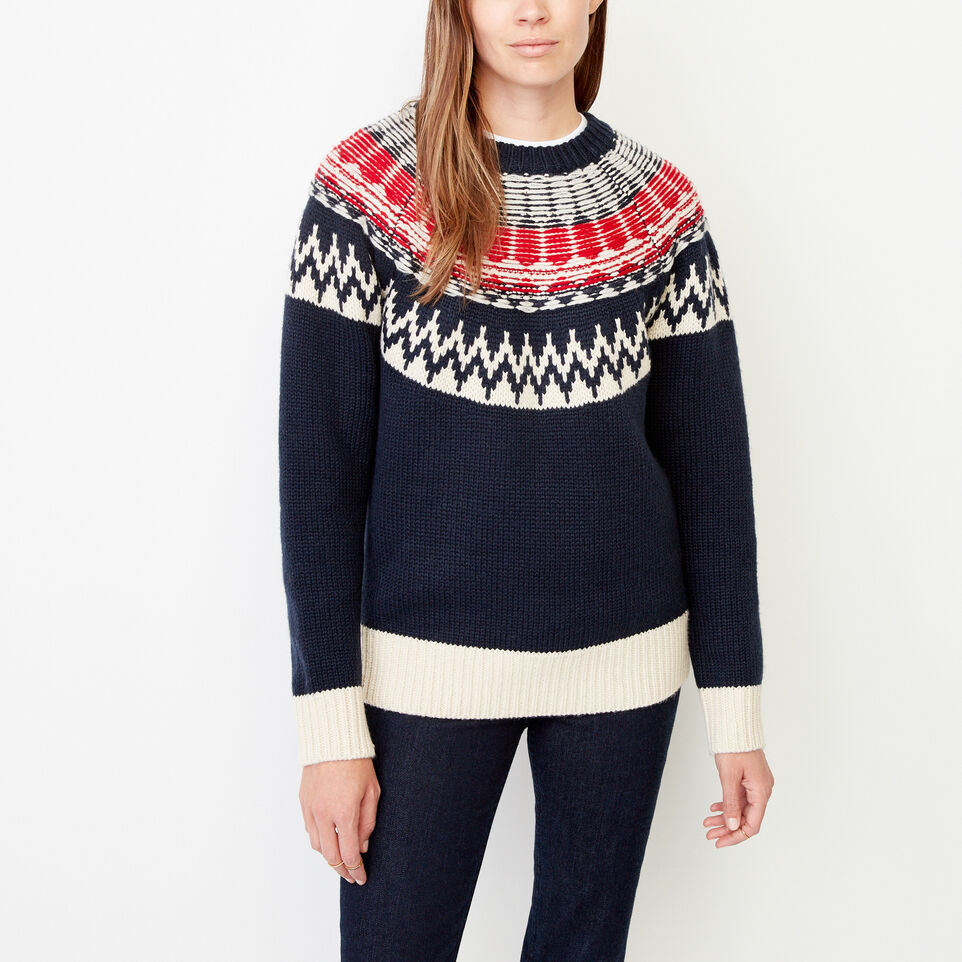 Roots-undefined-Tundra Fair Isle Sweater-undefined-C