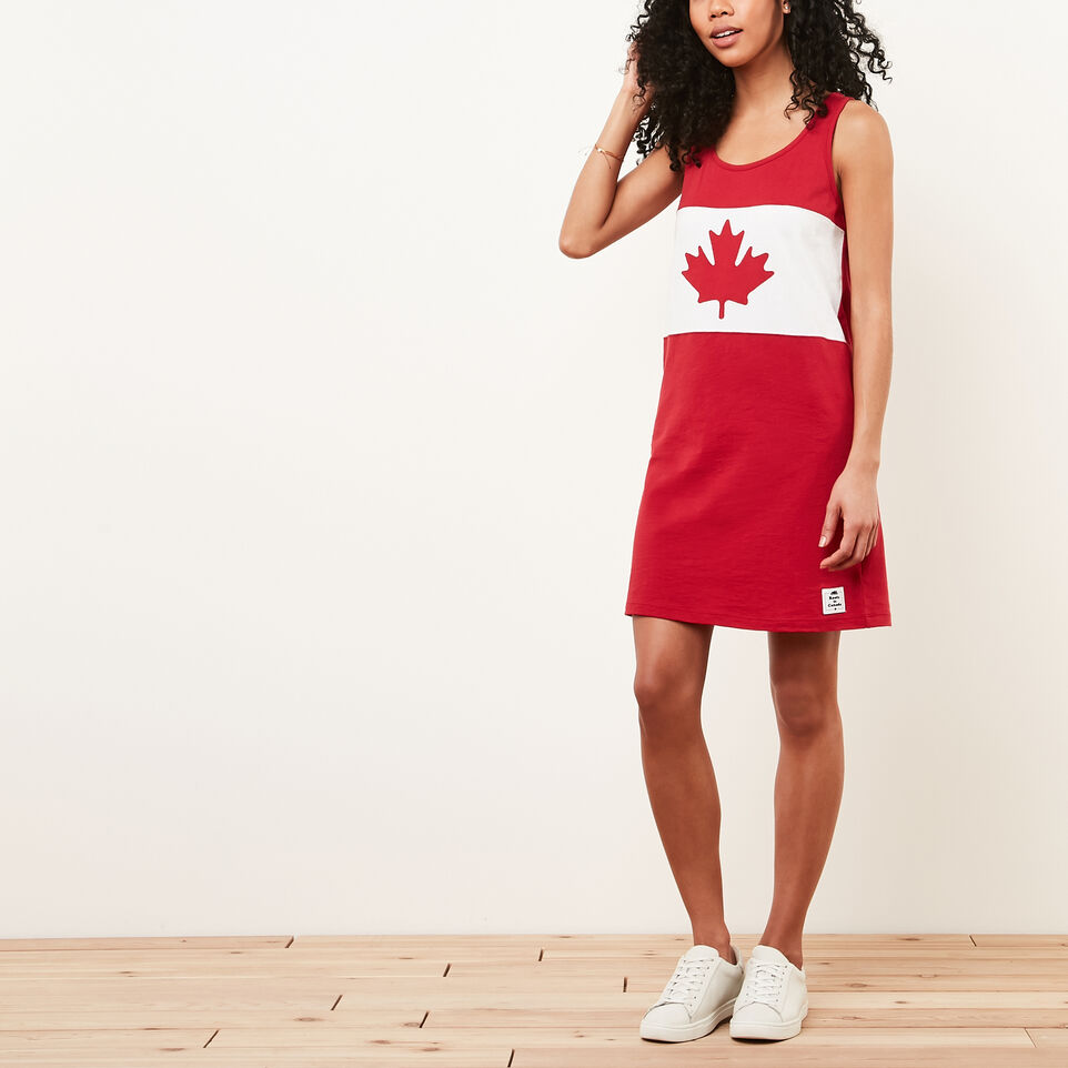 Roots-undefined-Blazon Jersey Dress-undefined-A