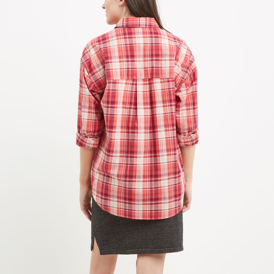 Roots-undefined-Arria Madras Plaid Shirt-undefined-D