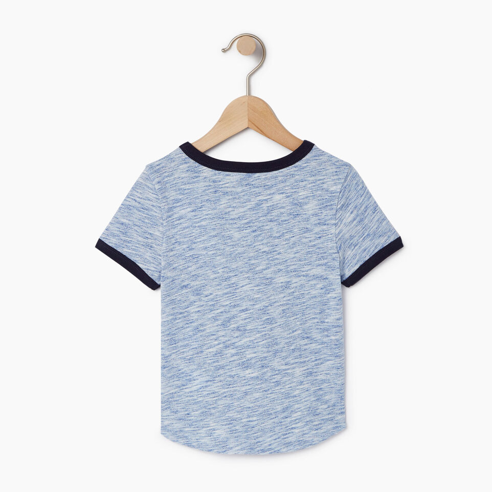Roots-Kids Our Favourite New Arrivals-Toddler Roots Space Dye T-shirt-Active Blue-B