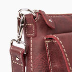 Roots-Leather New Arrivals-The Villager Tribe-Crimson-D
