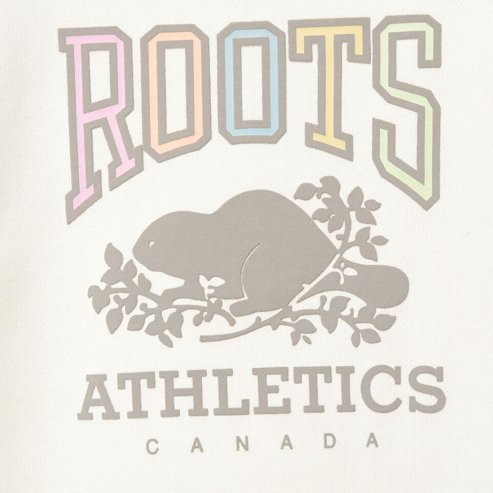 Roots-Kids Our Favourite New Arrivals-Girls RBA Crew-Egret-C