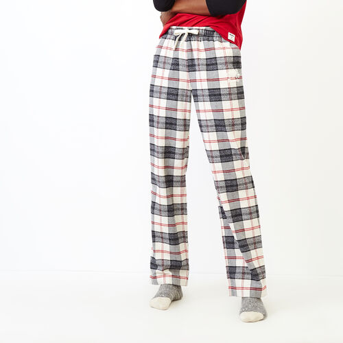 Roots-Women Our Favourite New Arrivals-Inglenook Lounge Pant-Birch White-A