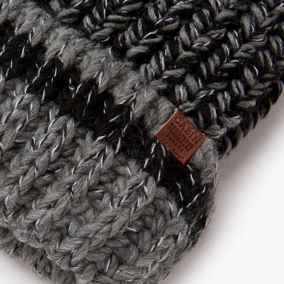 Roots-undefined-Chunky Cabin Pom Pom Toque-undefined-D