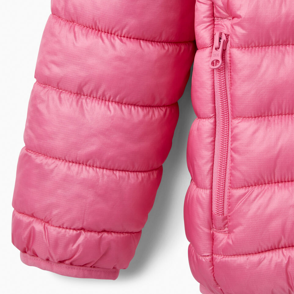 Roots-undefined-Girls Roots Puffer Jacket-undefined-D