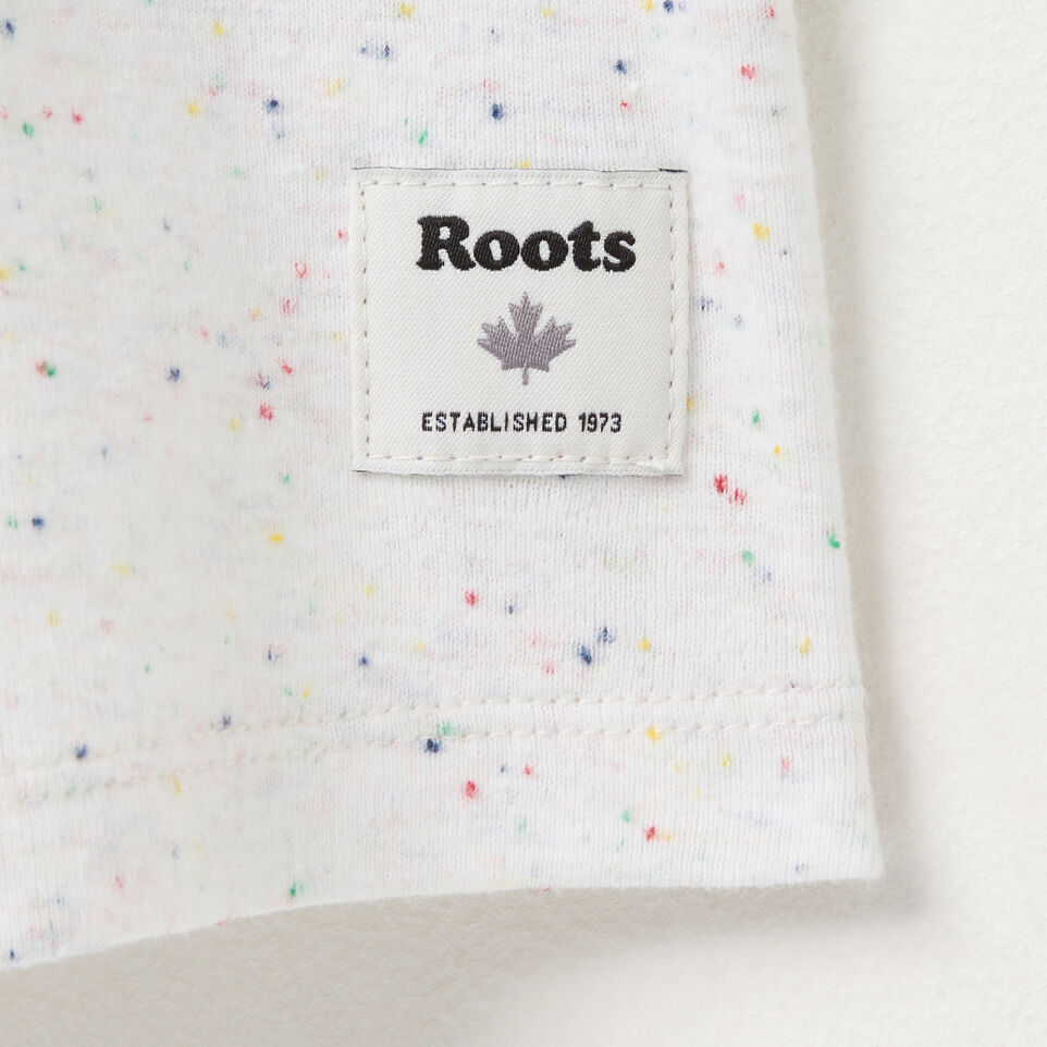 Roots-undefined-Womens Rainbow Neps T-shirt-undefined-C