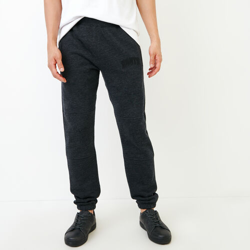 Roots-Men Our Favourite New Arrivals-80s Sweatpant-Black Mix-A