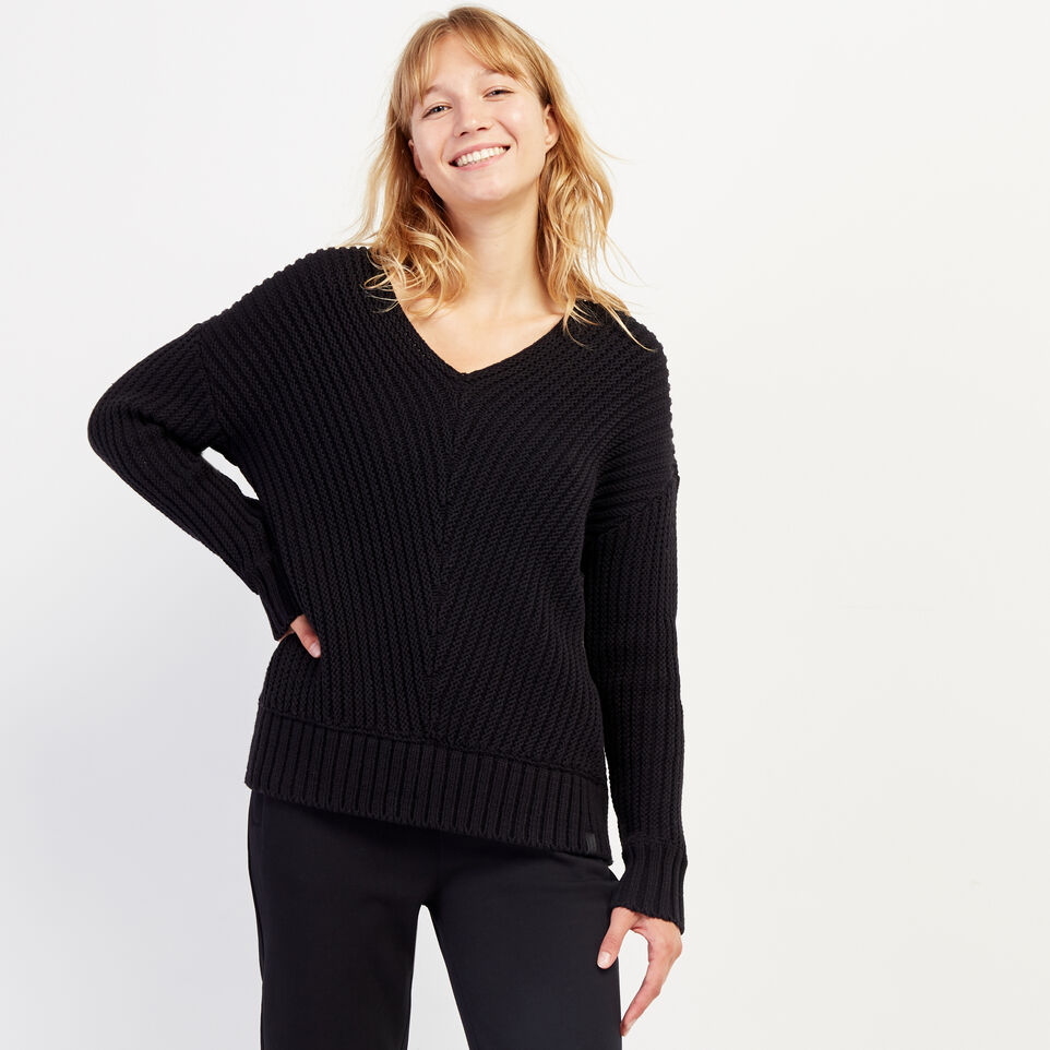 Roots-undefined-Elora V-neck Sweater-undefined-A