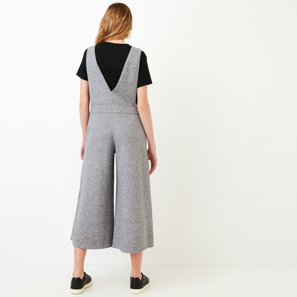 Roots-Women Our Favourite New Arrivals-Roots Salt and Pepper Jumpsuit-undefined-E