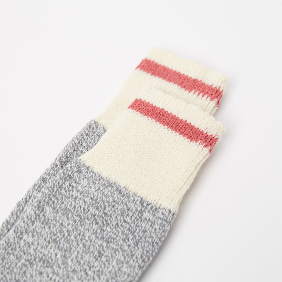 Roots-undefined-Womens Pop Cabin Sock 2 Pack-undefined-B