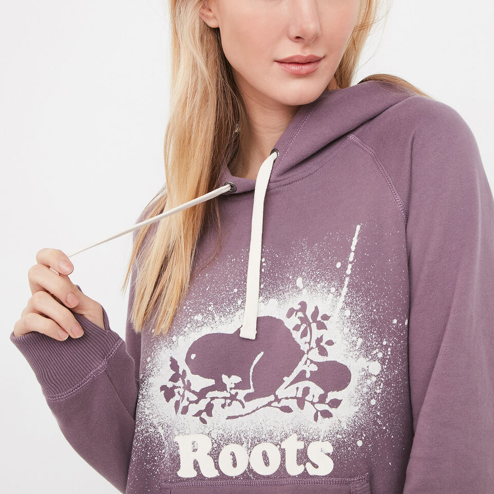 Roots-undefined-Splatter Original Kanga Hoody-undefined-C