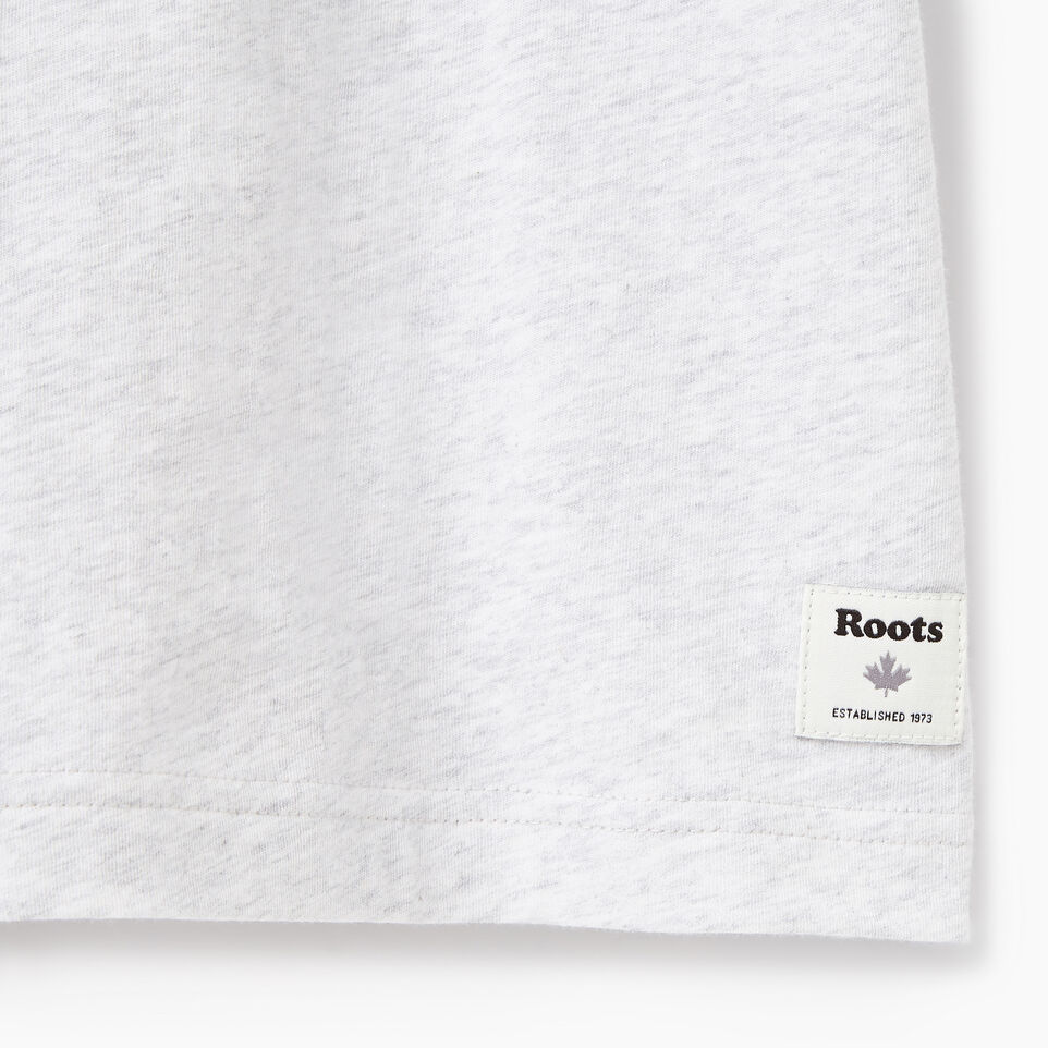Roots-undefined-Mens Roots Colours T-shirt-undefined-C