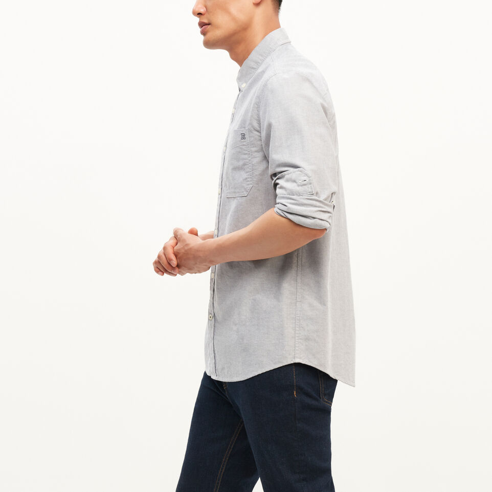 Roots-undefined-Canadore Oxford Shirt-undefined-C
