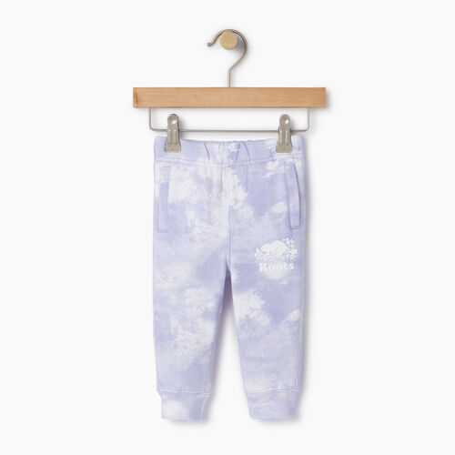 Roots-Clearance Kids-Baby Cloud Nine Sweatpant-Thistle-A
