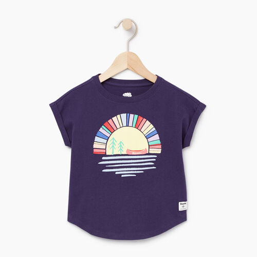 Roots-Kids Tops-Toddler Camp T-shirt-Eclipse-A