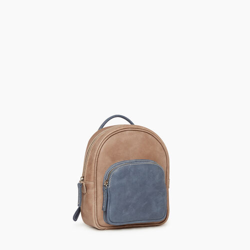 Roots-Leather  Handcrafted By Us Our Favourite New Arrivals-City Chelsea Pack - Colour Block-Navy-A