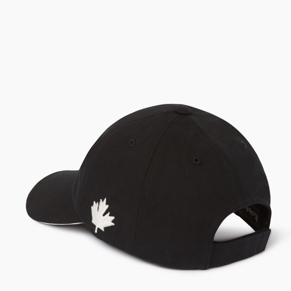 Roots-Women Our Favourite New Arrivals-Canada Baseball Cap-Black-C
