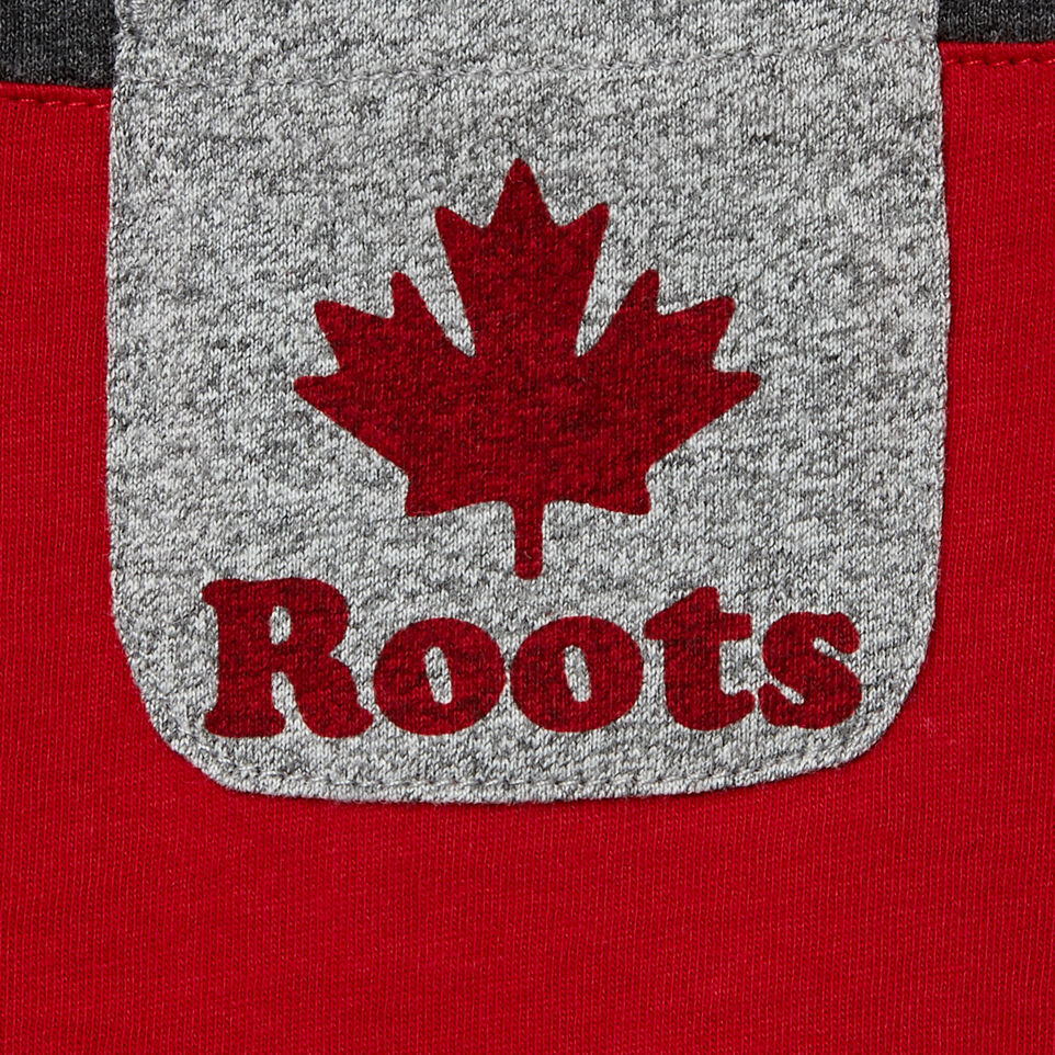 Roots-undefined-Baby Canada Colourblock T-Shirt-undefined-D