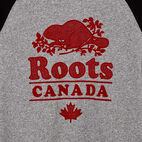 Roots-undefined-Boys Cabin Baseball T-shirt-undefined-C