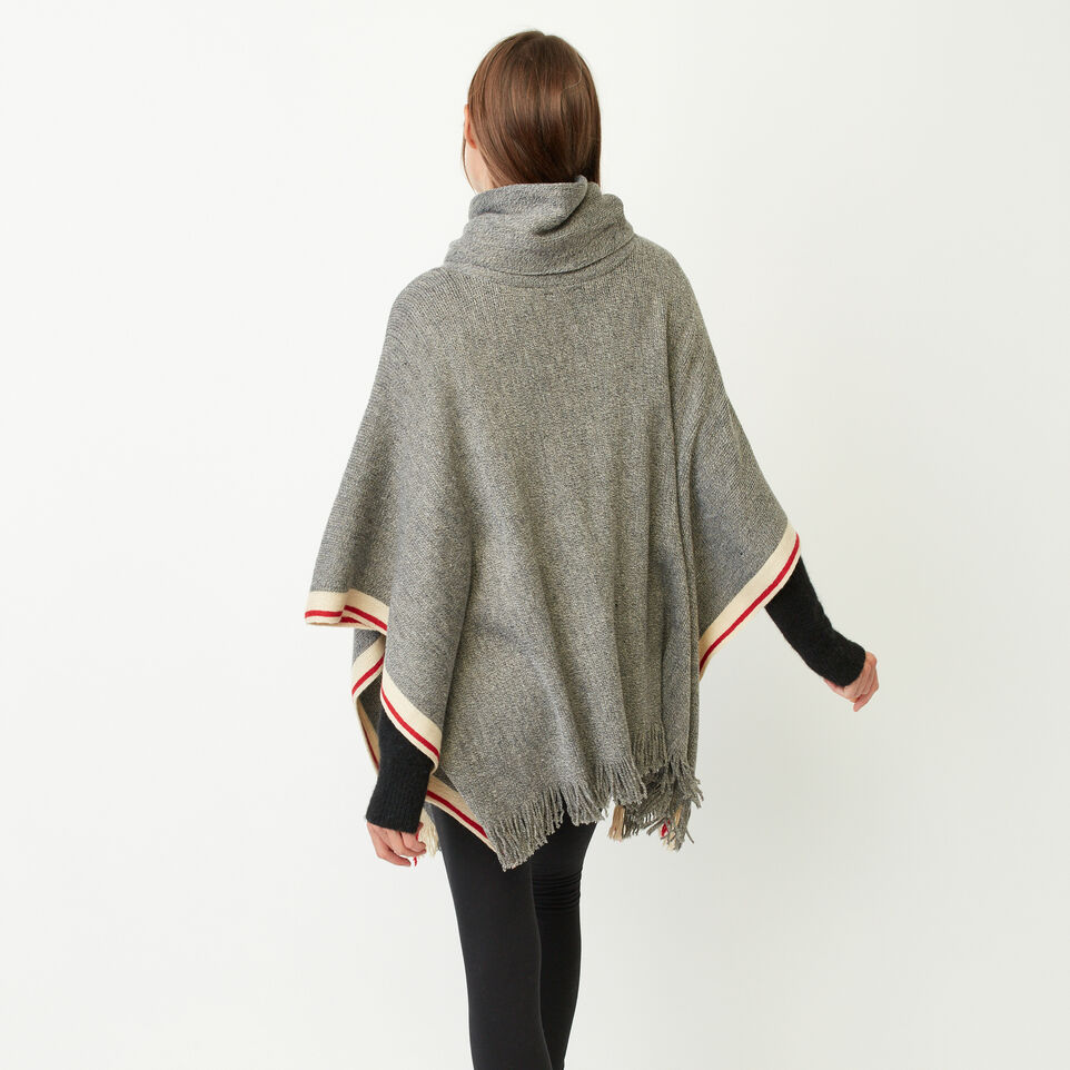 Roots-undefined-Roots Cabin Poncho-undefined-D