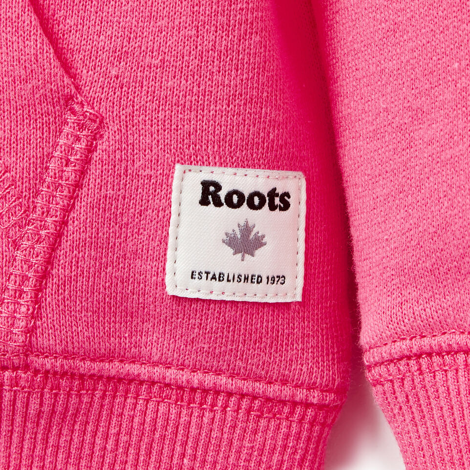 Roots-Kids Our Favourite New Arrivals-Toddler Patches Full Zip Hoody-Azalea Pink-C