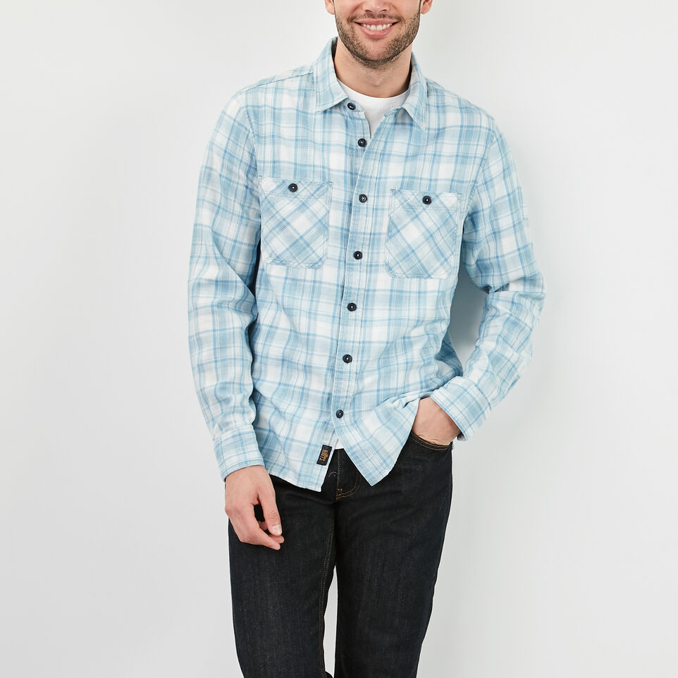 Roots-undefined-Waterway Indigo Shirt-undefined-A