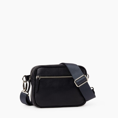 Roots-Leather New Arrivals-Convertible Belt Bag Cervino-Black-A