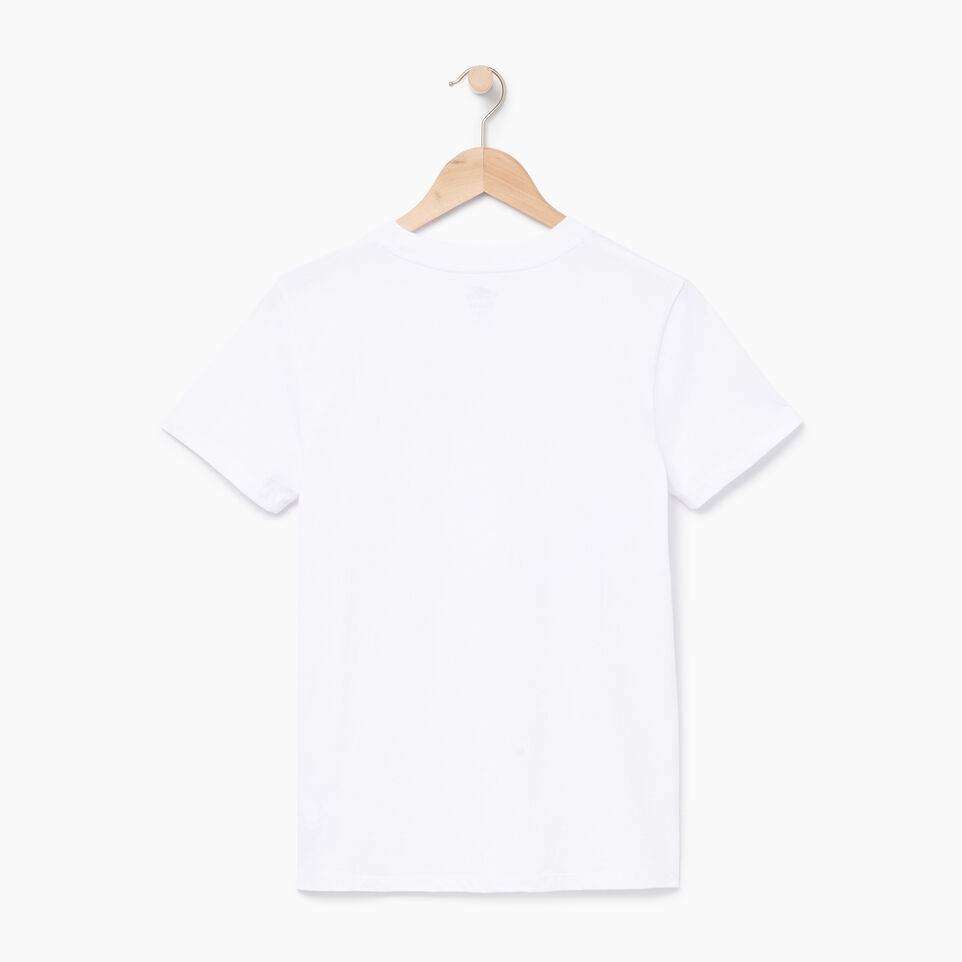 Roots-undefined-Womens Maple Roots T-shirt-undefined-B