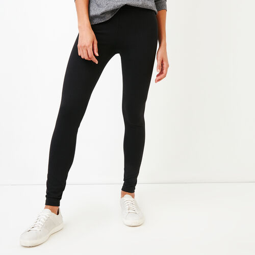 Roots-Women Bestsellers-Essential Legging-Black-A
