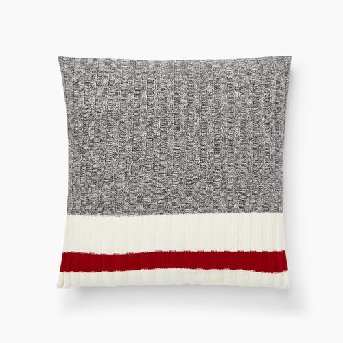 Roots-New For November General Store-Roots Cabin Pillow-Grey Oat Mix-A