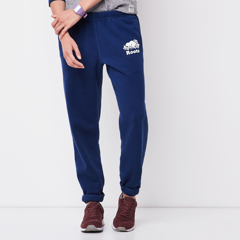 Roots-undefined-Pantalon Cot Ouaté Original-undefined-A