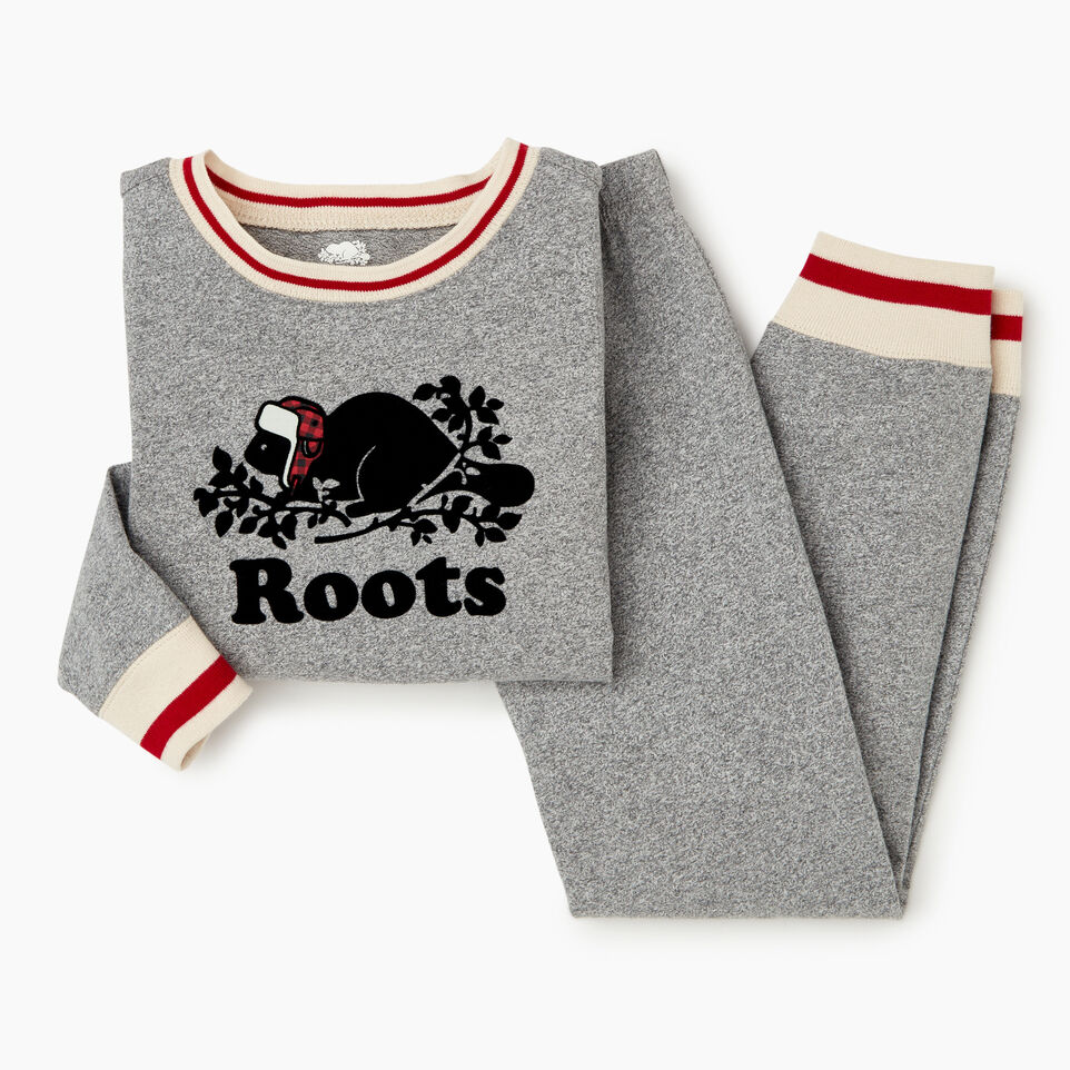 Roots-undefined-Toddler Buddy Pj Set-undefined-A