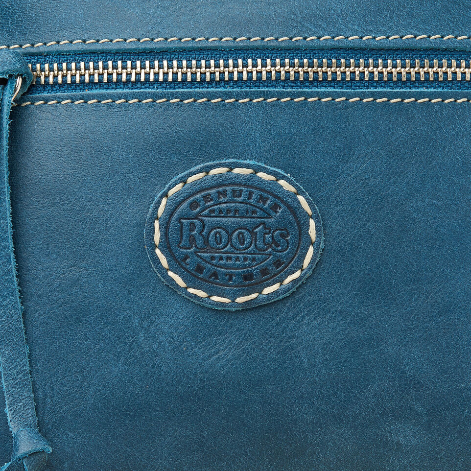 Roots-Leather Our Favourite New Arrivals-Edie Bag-Teal Green-D