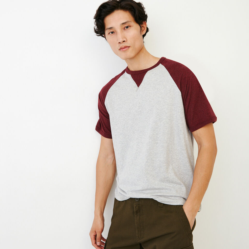 Roots-undefined-Diamond Raglan T-shirt-undefined-A