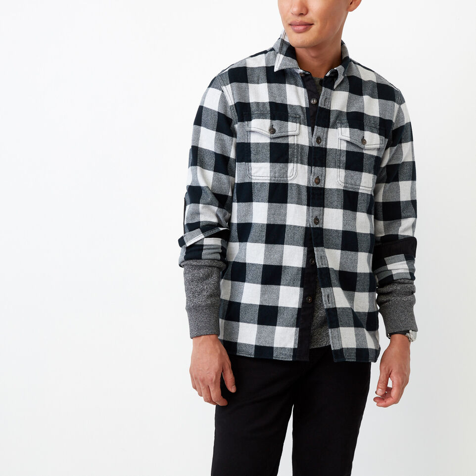 Roots-Park Plaid Shirt