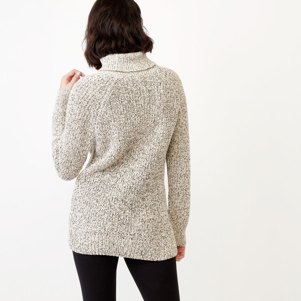 Roots-undefined-Snowy Fox Turtleneck Sweater-undefined-E