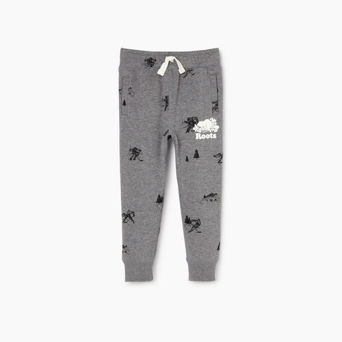 Roots-Kids Our Favourite New Arrivals-Toddler Hockey Aop Sweatpant-Medium Grey Mix-A