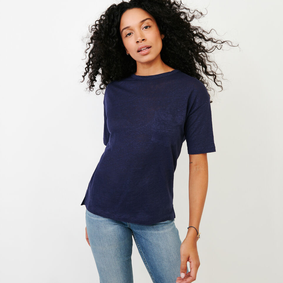 Roots-Women Our Favourite New Arrivals-Sara Top-Eclipse-A