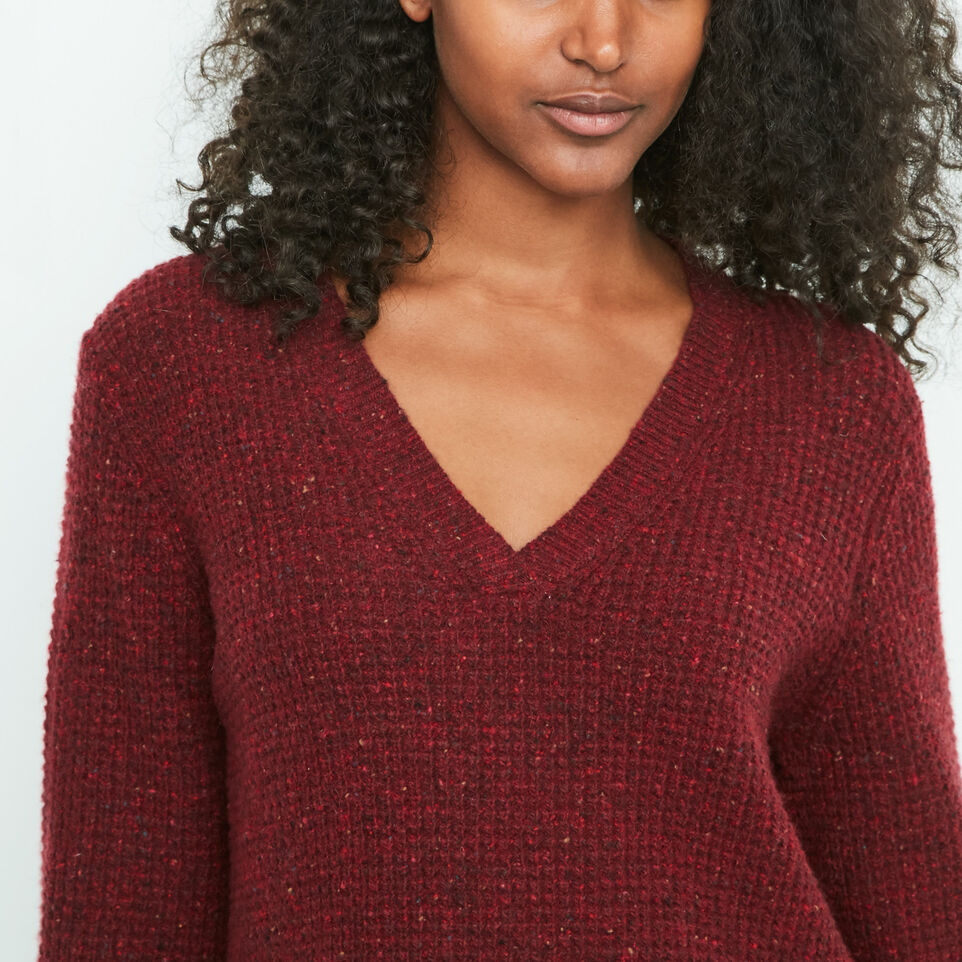 Roots-undefined-Harvest V Neck Tunic-undefined-C