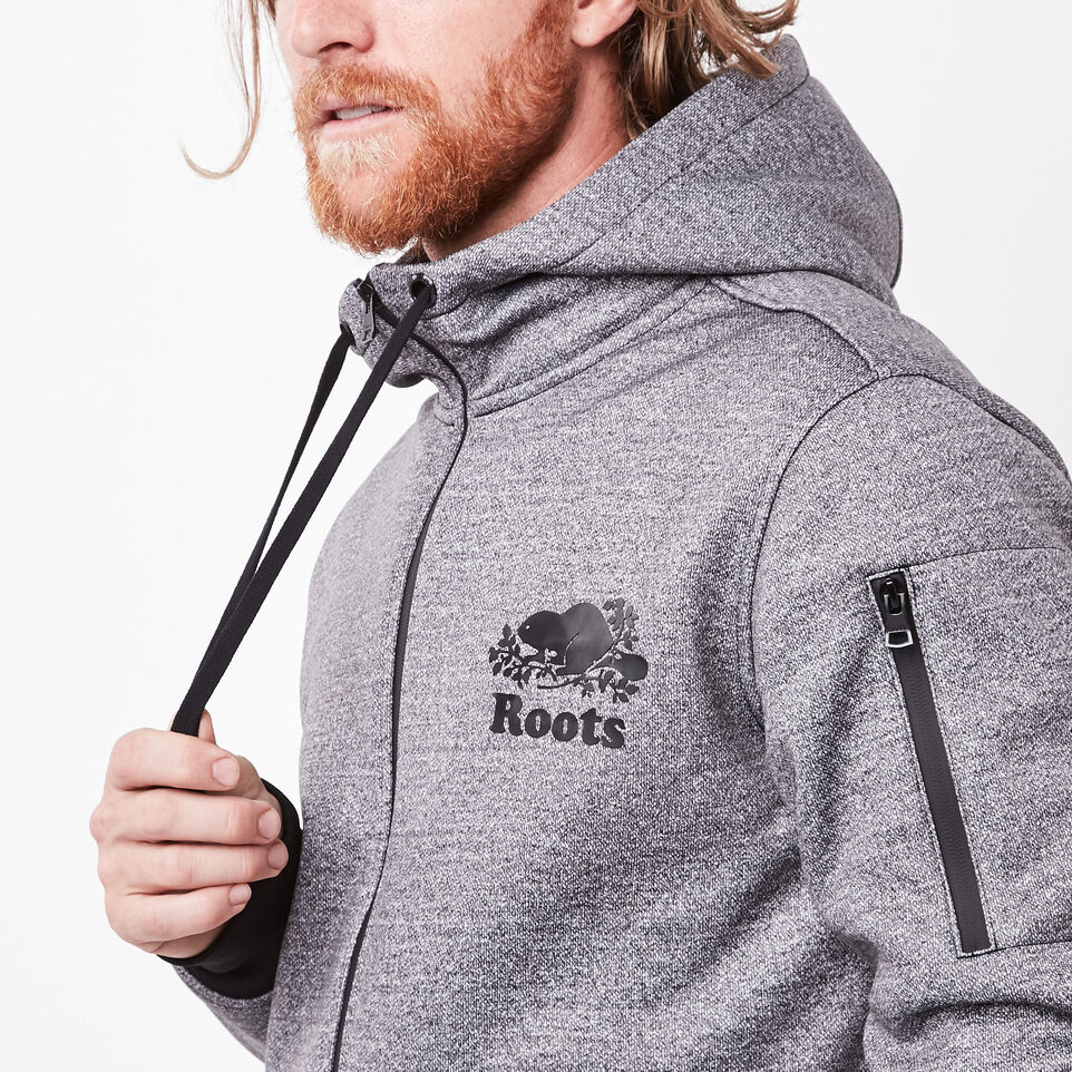 Roots-undefined-Logan Bonded Hoody-undefined-C
