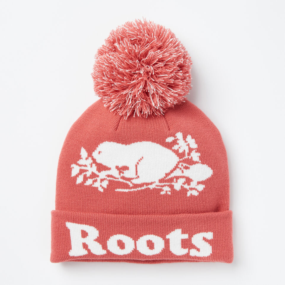Roots-undefined-Enfants Tuque Cooper Phosphorescent-undefined-A