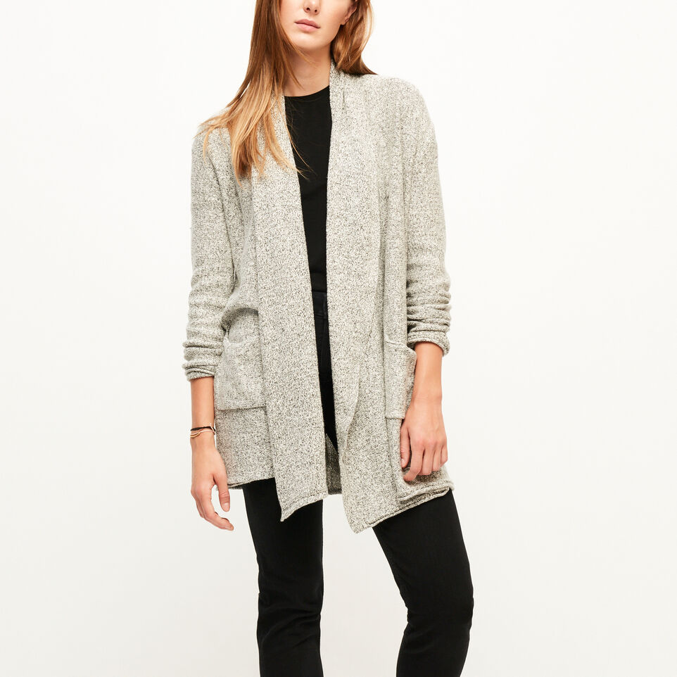 Roots-undefined-Snowy Fox Open Cardigan-undefined-A