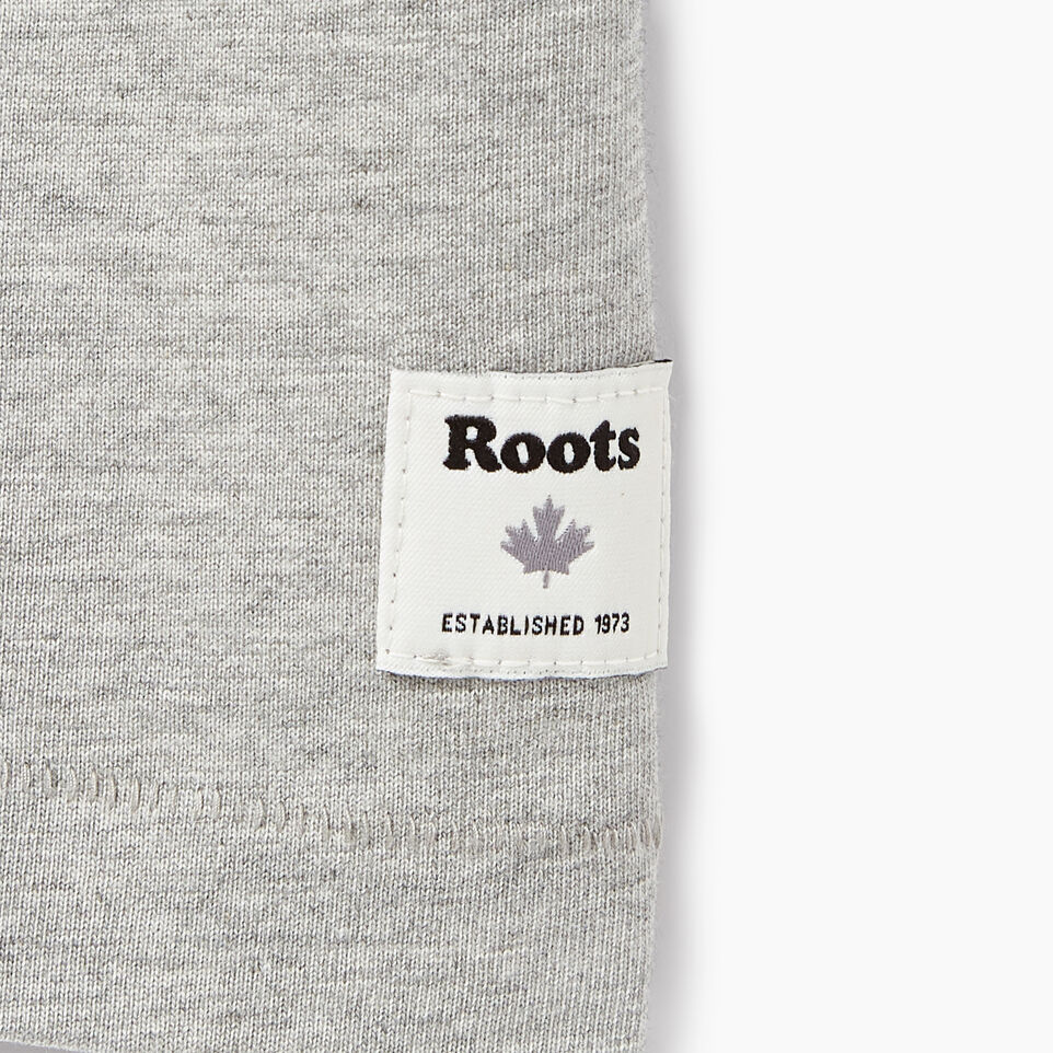 Roots-New For July Daily Offer-Womens Melfort T-shirt-Grey Mix-C