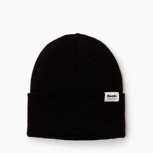Roots-Women Categories-Bracebridge Toque-Black-A